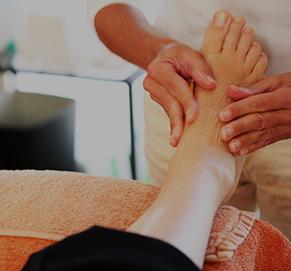 La sante par les pieds - réflexologie plantaire